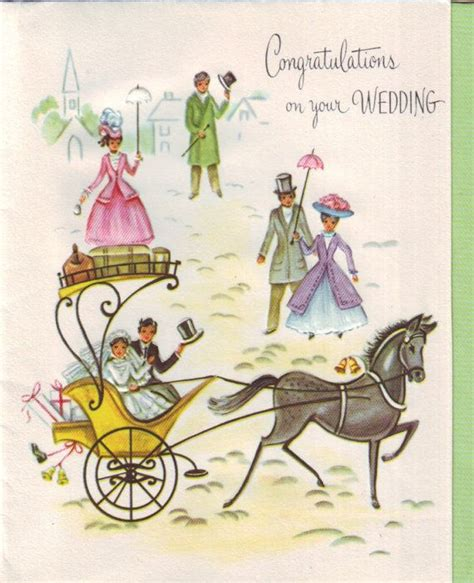 Wedding Congratulations Vintage by 109 Best Images About Wedding Cards On