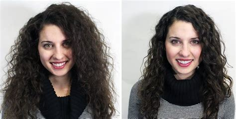 brazian blow out on curly hsir what a brazilian blowout looks like on curly hair and