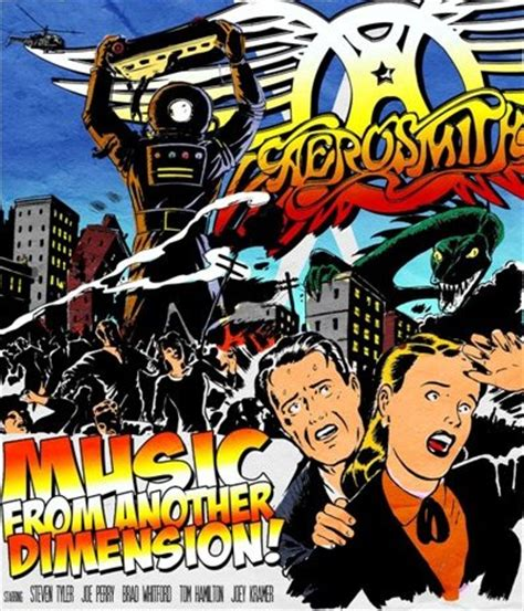 Image result for Aerosmith Music From Another Dimension!