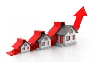 18 months of increases in the real estate sales