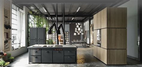 industrial style kitchen islands 20 state of the modern kitchen designs by reeva design