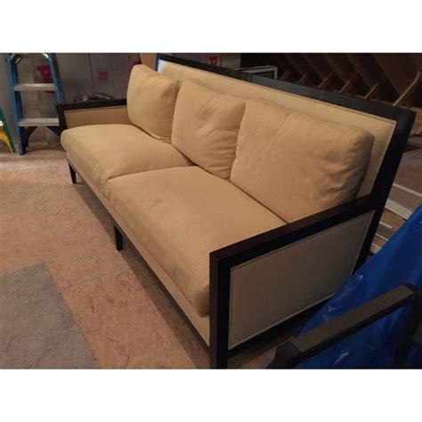 a rudin sofa price a rudin contemporary sofa chairish