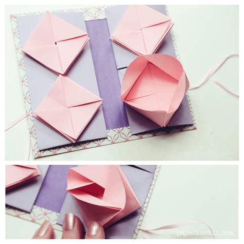 Book Of Origami - origami thread book tutorial crafty amino