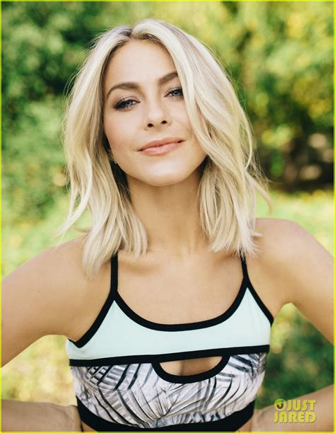 julian huff haircut 2015 julianne hough to launch new athleisure collection with