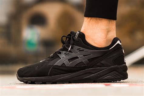 Asics Gel Kayano Trainer asics gel kayano trainer quot black white quot pack hypebeast