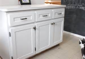How To Paint Fake Wood Cabinets Kitchen Cabinet Update Drew Amp Vanessa