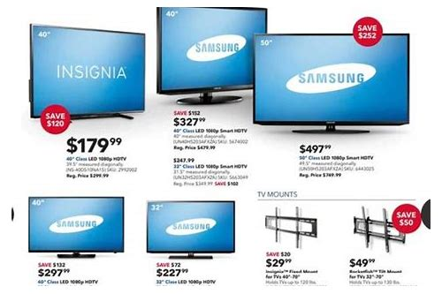 best deals on 50 televisions