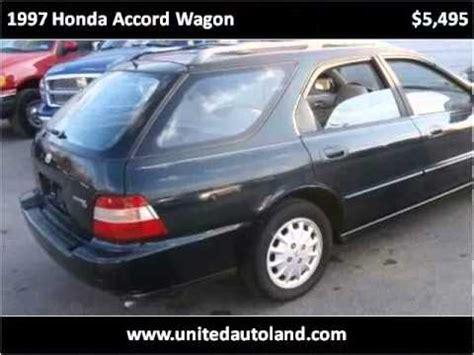how it works cars 1997 honda accord free book repair manuals 1997 honda accord wagon used cars deptford nj youtube