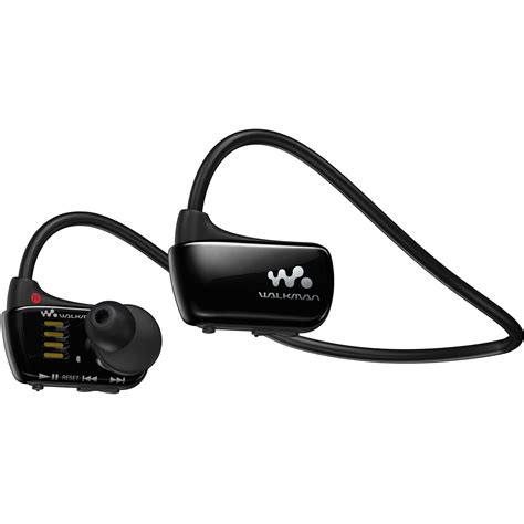 Sony Walkman Headset Wireless 8 Gb Nwz 273 sony 8gb w series walkman sports mp3 player black nwzw274sblk