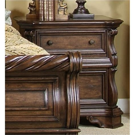 br liberty furniture arbor place bedroom night stand