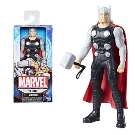 thor figure 6 inch marvel thor 6 inch basic figure hasbro thor