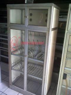Bahan Rak Aluminium rak piring jemuran lemari dll servis lemari rak piring
