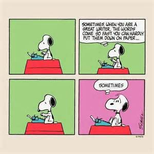 Bookshelf Muse Fliterary Snoopy Understands