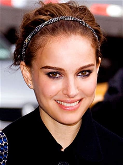 headband celebrity hairstyles