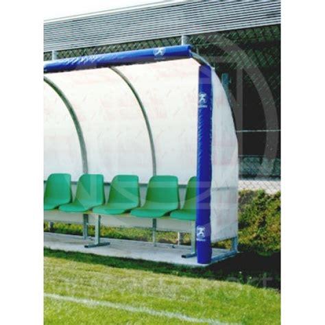 panchine per ci da calcio protezione imbottita per panchina allenatori