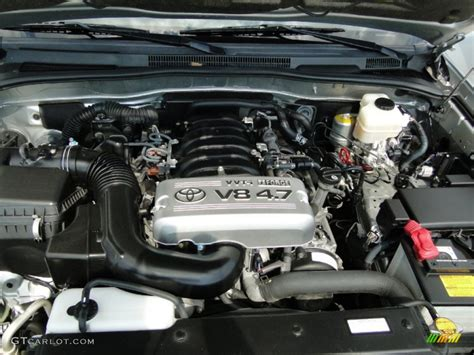 2007 toyota 4runner sr5 4 7 liter dohc 32 valve vvt i v8 engine photo 62964759 gtcarlot com