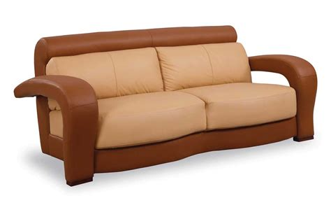 tan brown leather sofa global furniture usa gf 677 sofa set tan brown leather 677