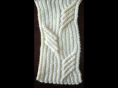 cable pattern knit youtube knitting pattern sweeping cable tutorial youtube