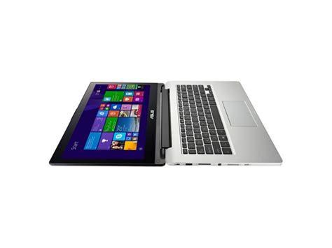 Ram 4gb Ddr3l Laptop Asus asus tp300la c4298h transformer book flip intel i5 5200u processor up to 2 7ghz 13 3