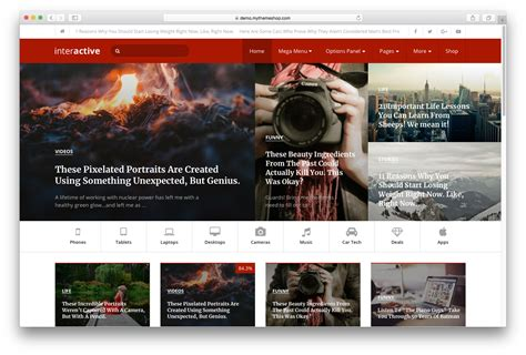 wordpress themes that are mobile friendly 10 best mobile friendly wordpress themes 2017