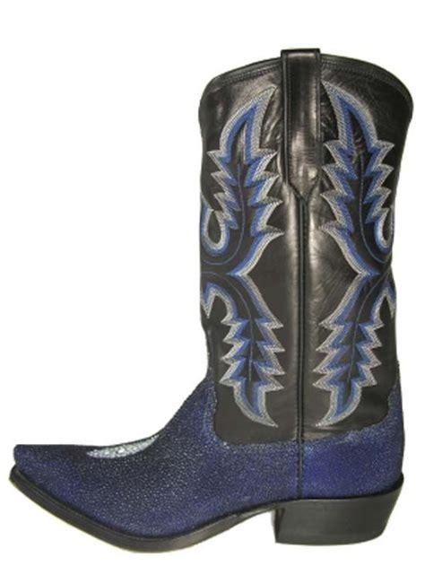 navy blue boots cr boot
