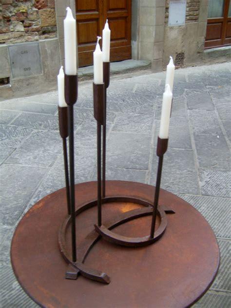 candelieri in ferro battuto candelieri lade e oggettistica in ferro paolo fusi