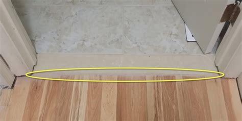 Gap Between Floor And Door Frame   Shapeyourminds.com