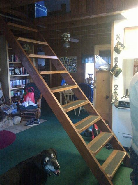 pull down stairs for garage