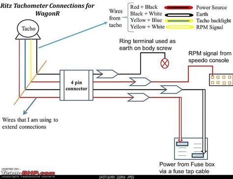 suzuki wagon r wiring diagram maruti omni electrical
