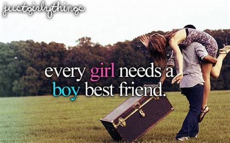 Every girl needs a guy best friend anime