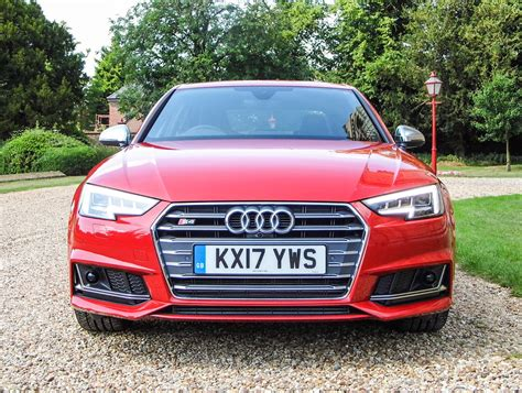Audi Leasing Options by Audi S4 Road Test Leasing Options