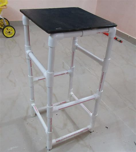 Pipe Bar Stool Diy by Diy Pvc Table Stool Plus Other Furniture