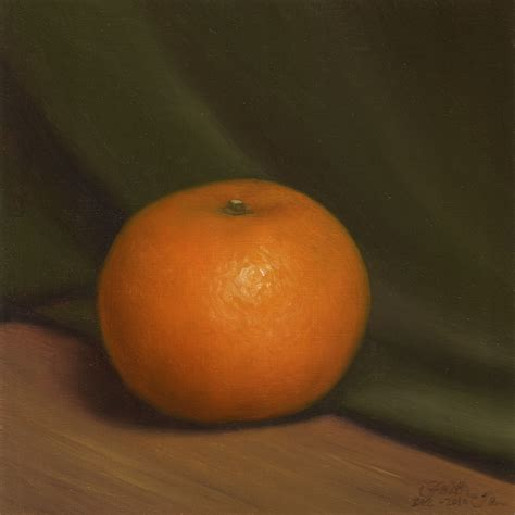 orange painting daily paintings by faith te oil paintings page 9
