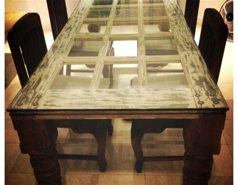 upcycle   door create  diy table