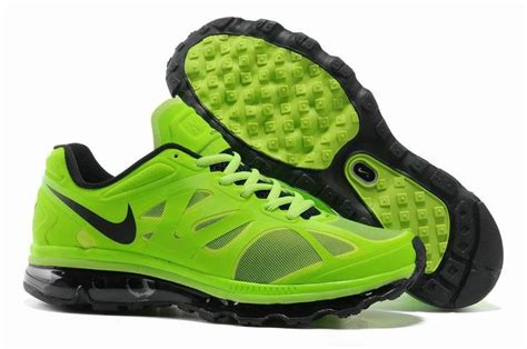 buy authentic nike air max 2012 running shoes neon