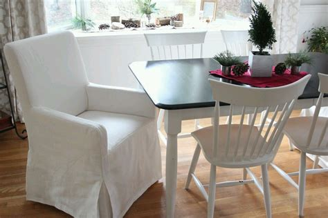 Dining Room Chair Slipcovers With Arms Chair Covers Design Chair Covers Dining Room