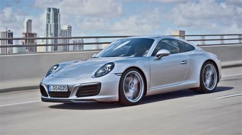 new porsche 2016 new 2016 porsche 911 carrera facelift official trailer
