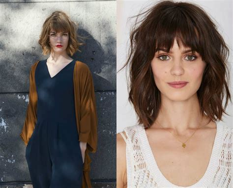 Bob Hairstyles 2017 With Bangs by Fresh Ideas On Bob Hairstyles With Bangs Hairdrome