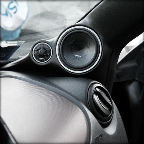 Handcrafted Car Audio - hertz car audio custom a pillars custom car audio