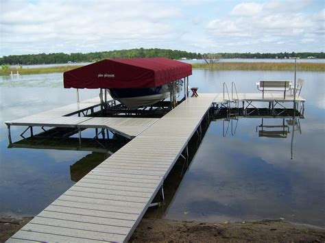 Sectional Docks by Sectional Docks At Ease Dock Lift Detroit Lakes Mn