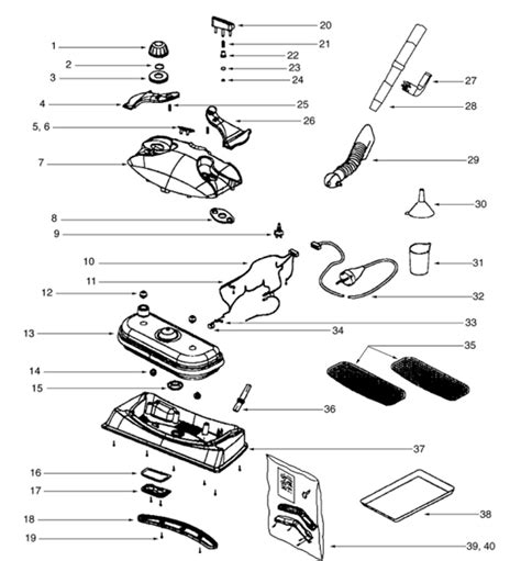 shark steam mop parts diagram shark steam mop parts diagram automotive parts diagram