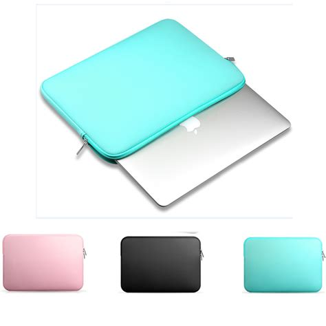 Tas Laptop Sleeve Softcase New Macbook Pro Air Retina 116 154 aliexpress buy fashion soft sleeve laptop bag for apple mac macbook air pro retina 11