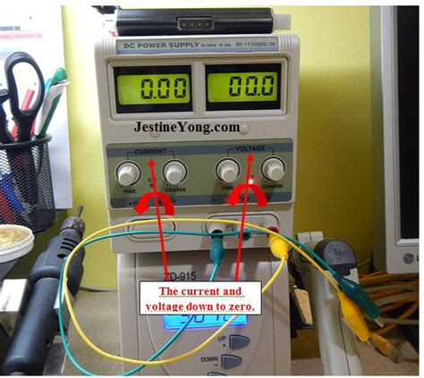testing zener diodes how to measure the voltage rating of a zener diode electronics repair and technology news