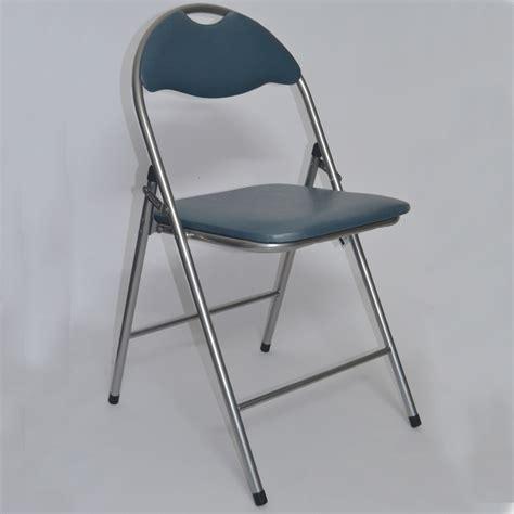 sedia pieghevole imbottita sedia pieghevole in metallo imbottita