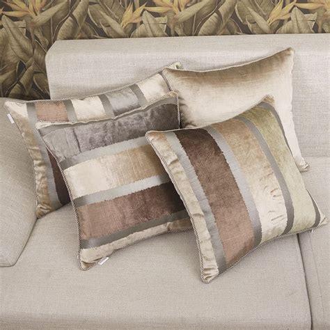 large sofa cushion covers pillow cover almofada almofadas decorativas elegant stripe