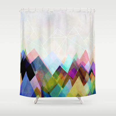 graphic shower curtain graphic 104 shower curtain by mareike b 246 hmer graphics