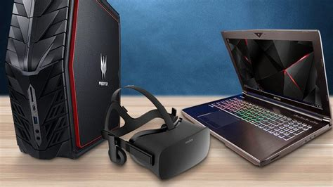 best computer the best computers for the oculus rift pcmag