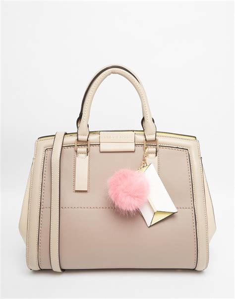 Lunch Bag Animal Island bags river island pom pom satchel my choes fashion