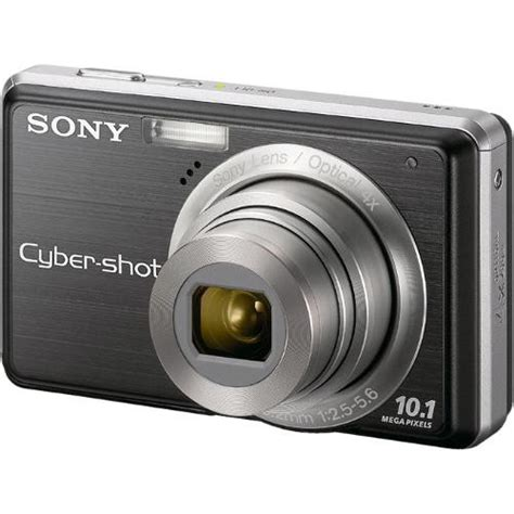 Kamera Sony Dsc S950 sony dsc s950 cyber digital black dsc s950 b b h