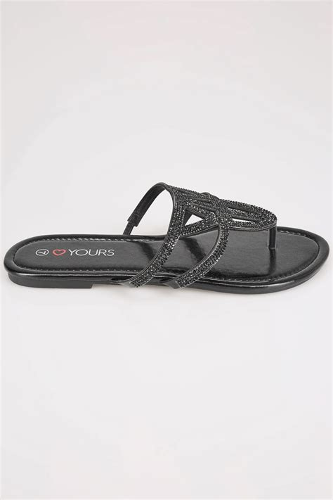 Add Target Gift Card To Account - black diamante embellished sandals with lattice style straps in true eee fit